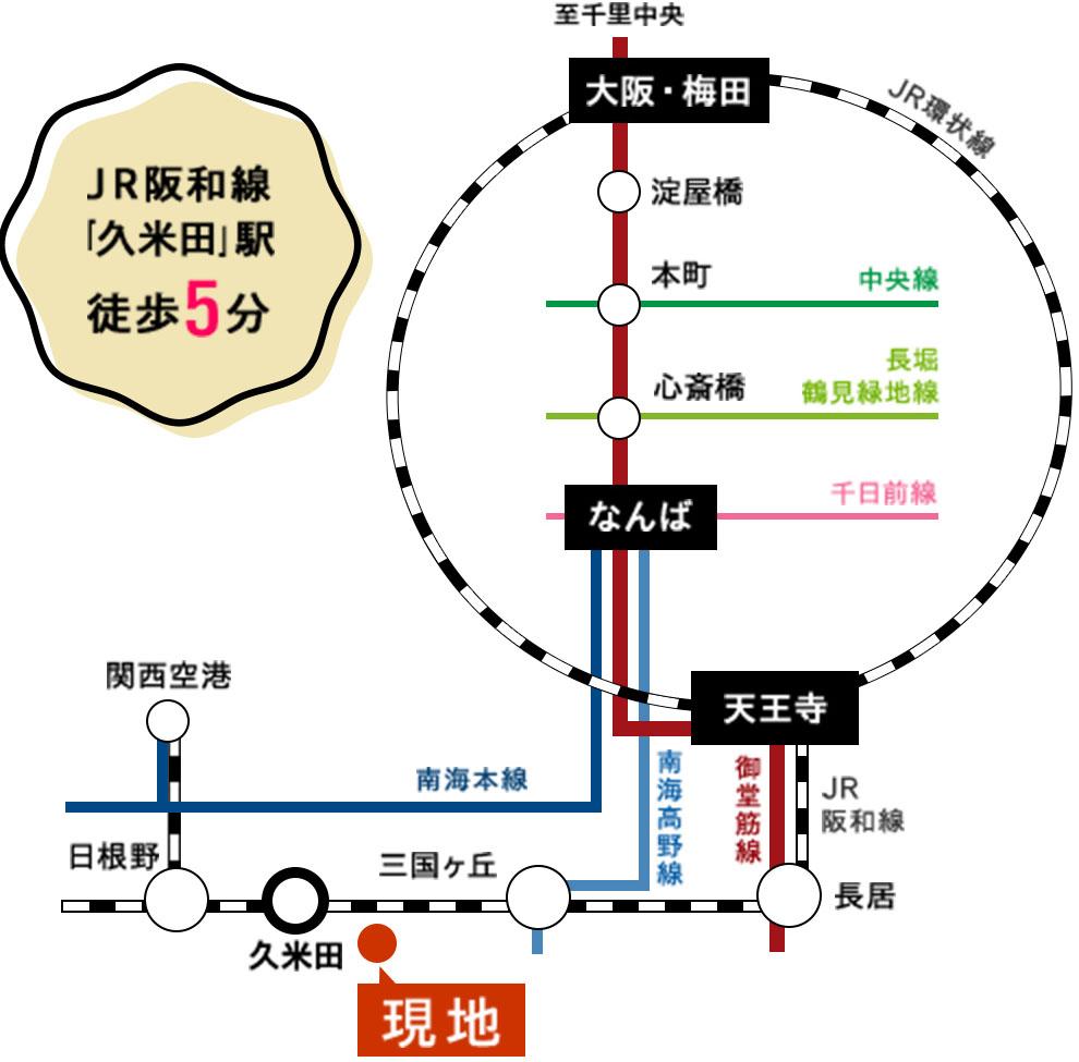 路線図 地図
